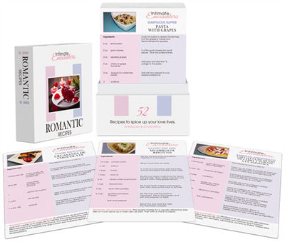 Intimate Encounters - Romantic Recipes KG-BGR171