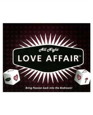 All Night Love Affair Game LG-BG019