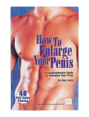 How to Enlarge Your Penis Book - All Color SE5005001
