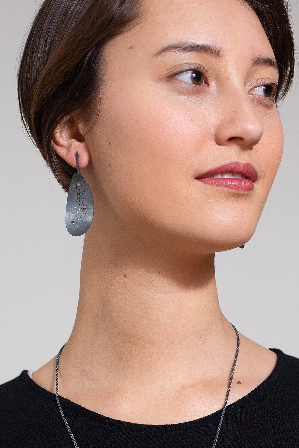 Pinhole Earrings