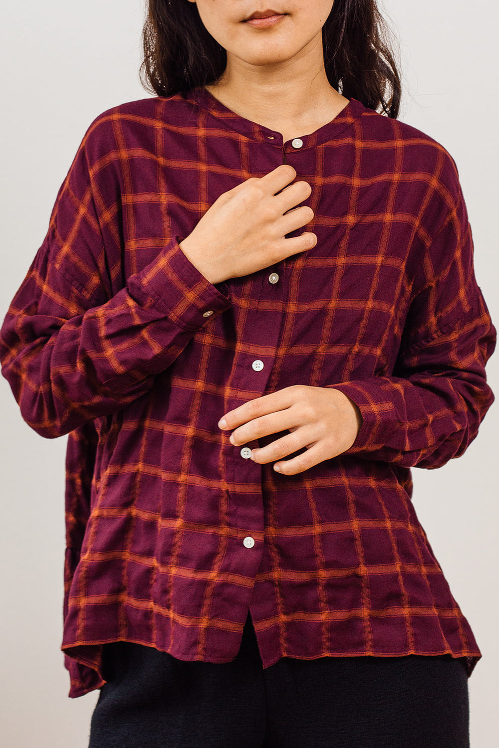 Skoll Shirt, Wine Check
