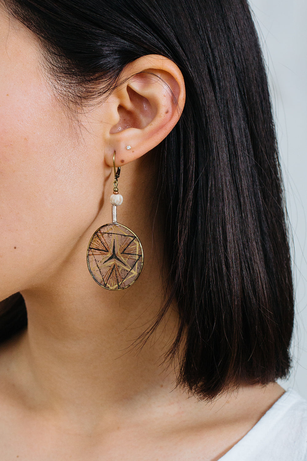 Mïndlla Earrings, A