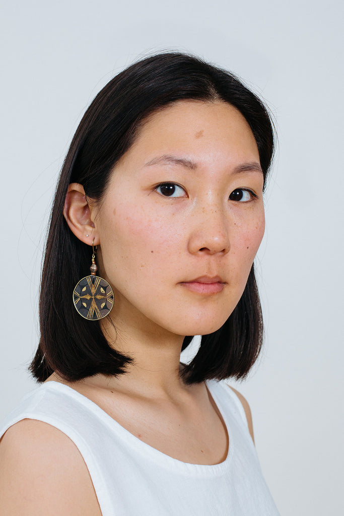Mïndlla Earrings, B