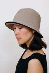 Dark Beige Soq Hat