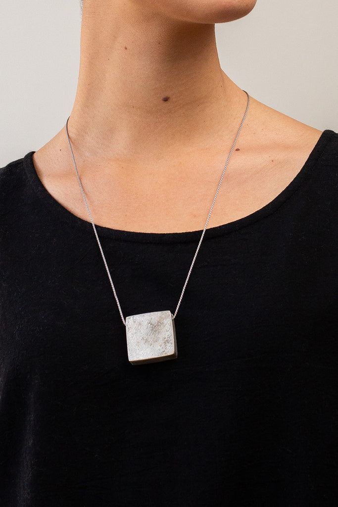 Square Box Pendant