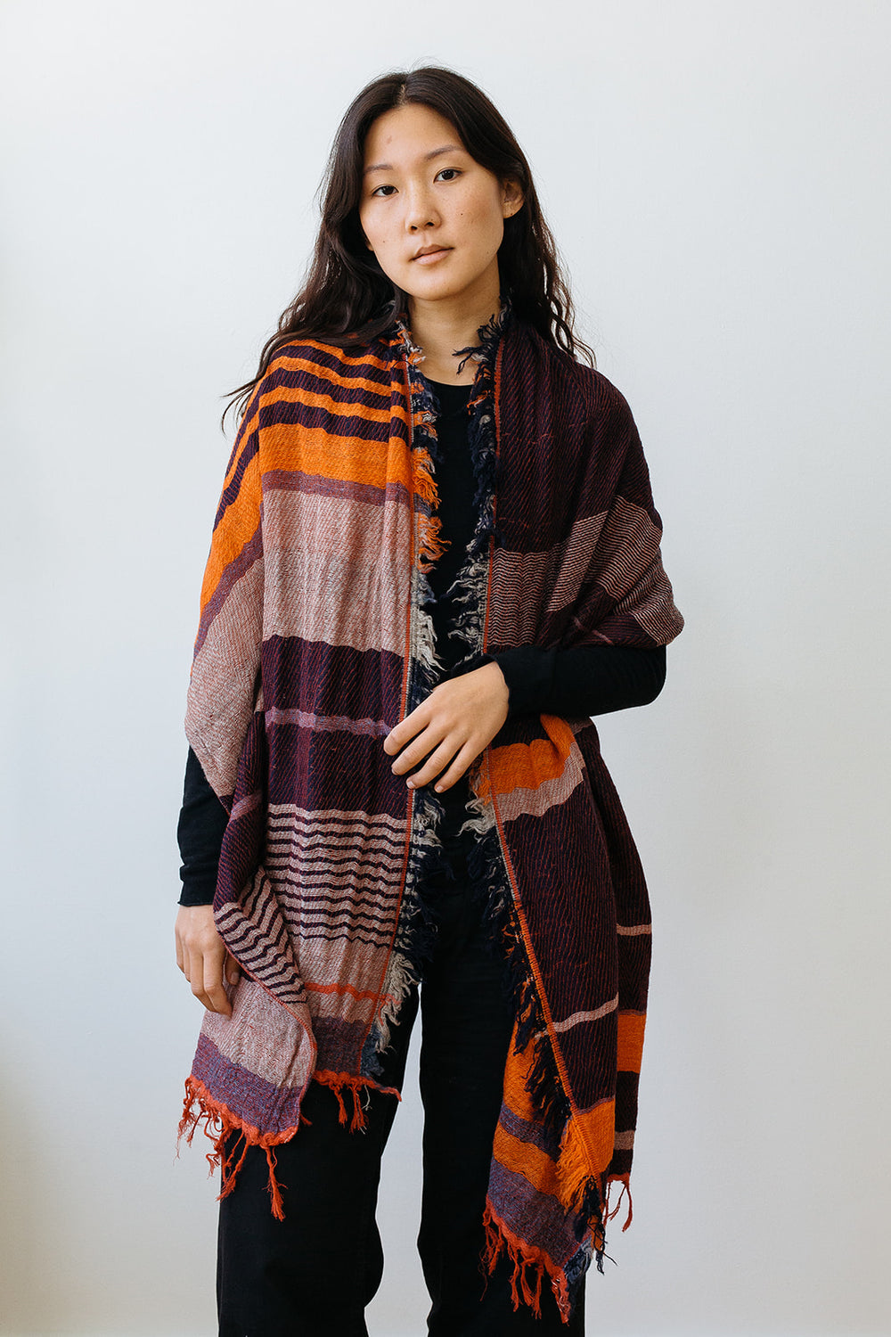 Medium Roots Shawl