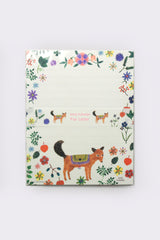 Stationery Set Fox