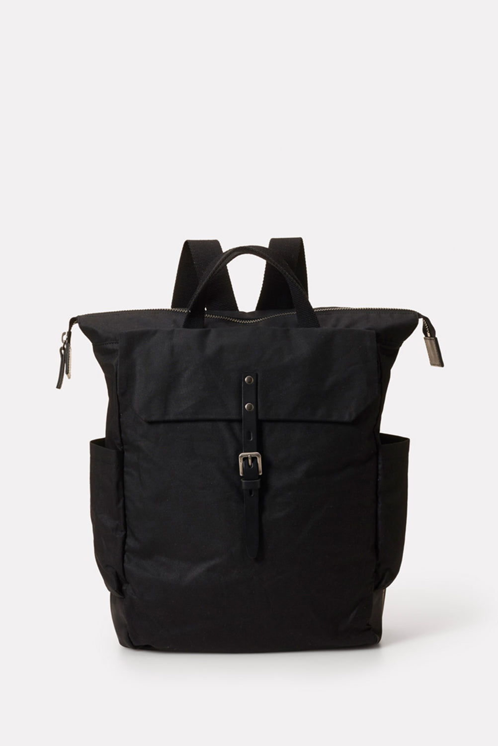 Ashley Waxed Cotton Rucksack