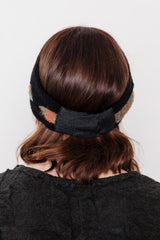 KUMIN Hair Band, Black