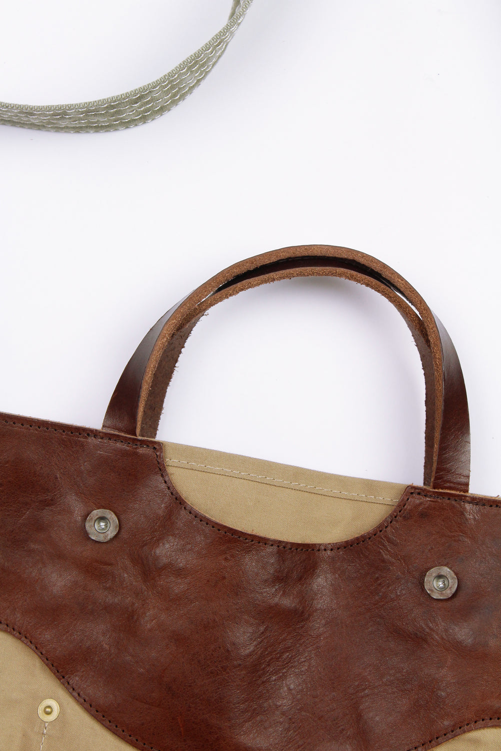 Vintage Style 2 Way Bag