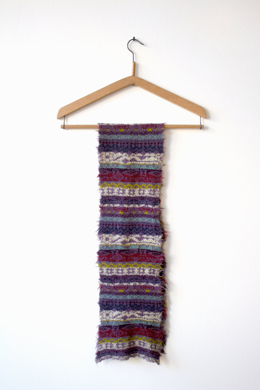 Small Knit Scarf 634
