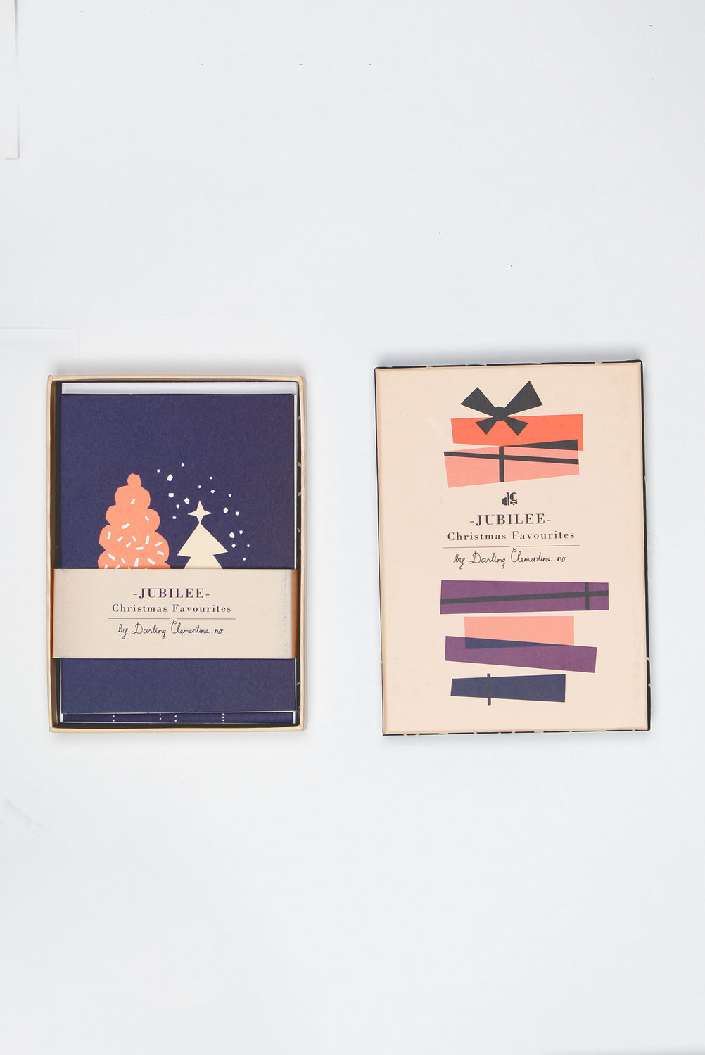 Jubilee Christmas Card Set