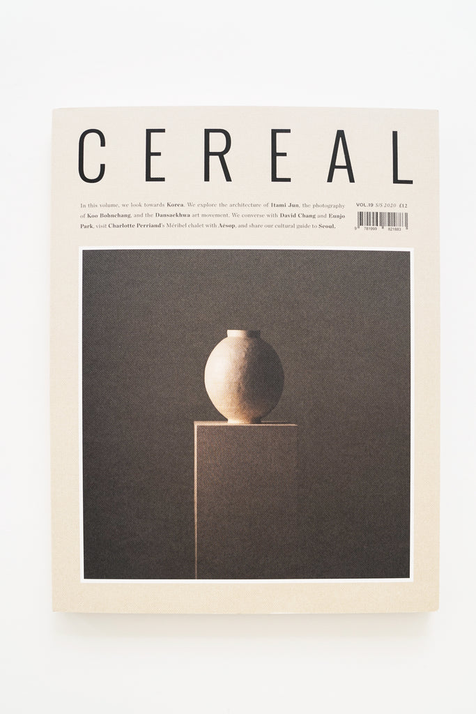 Cereal Magazine Vol. 19, S/S 2020