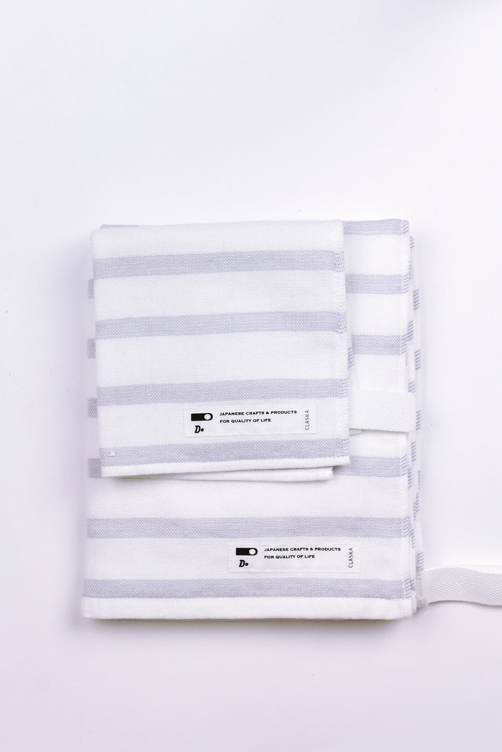 Border Stripe Hand Towel