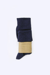 Comfortable-Fitting Socks, Blue