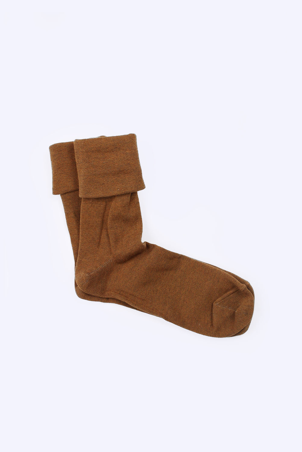 Comfortable-Fitting Socks, Brick