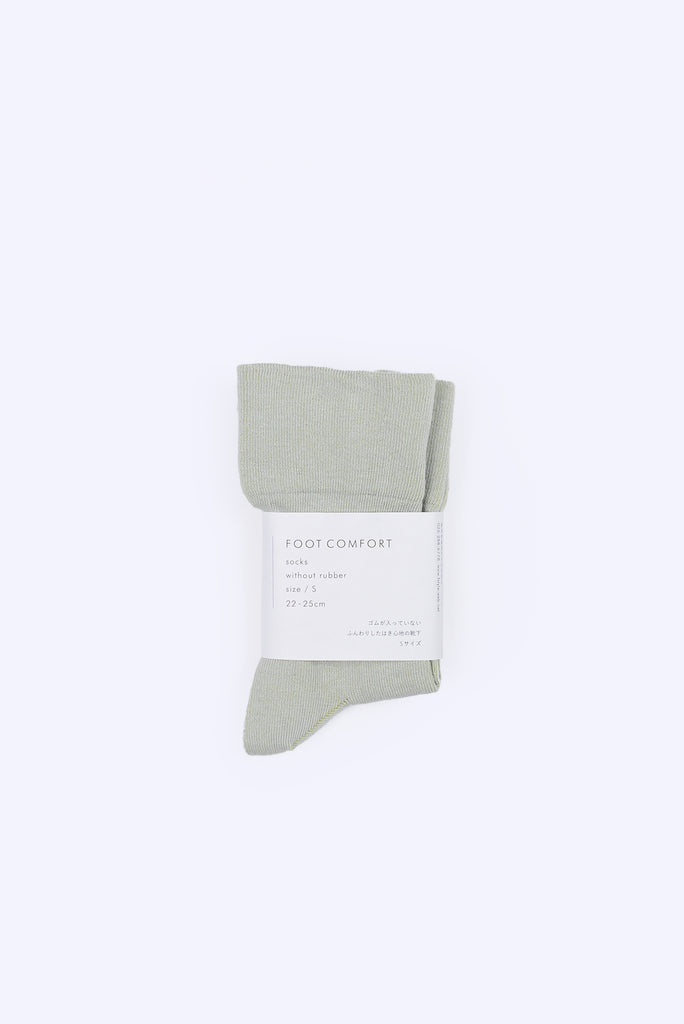 Foot Comfort Socks, Aqua