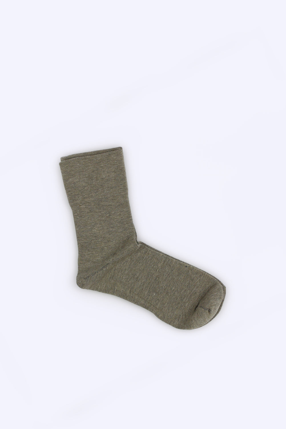 Foot Comfort Socks, Grey Beige