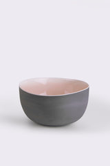 Large Linum Bowl Grey
