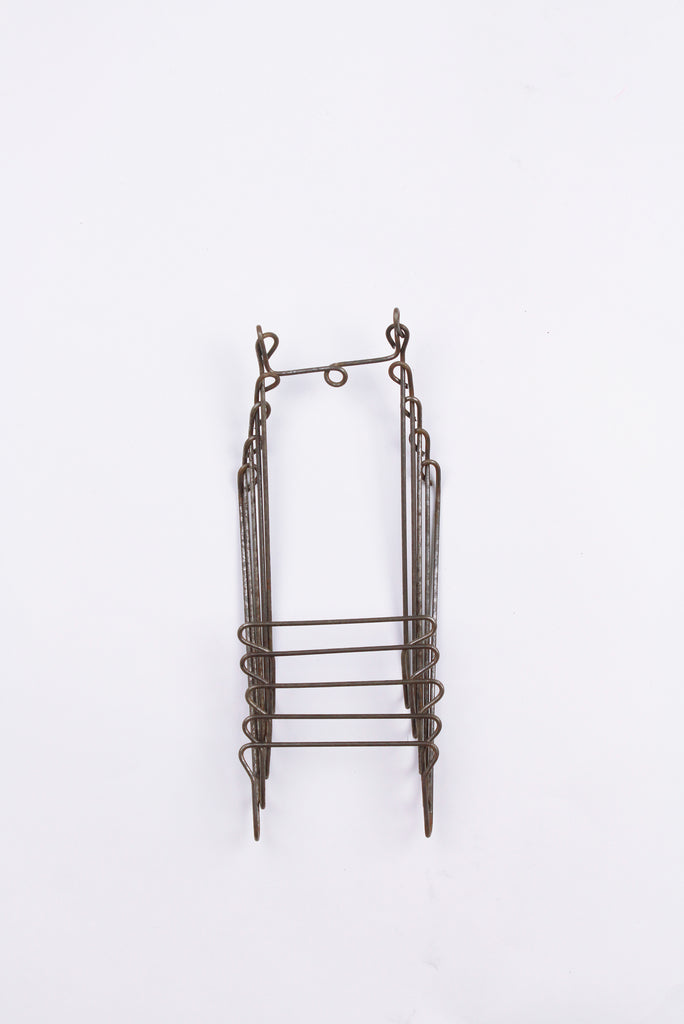 Metal Wire Postcard Rack