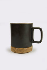 Tall Porcelain Mug