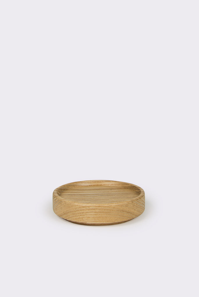 Small Ash Wood Tray