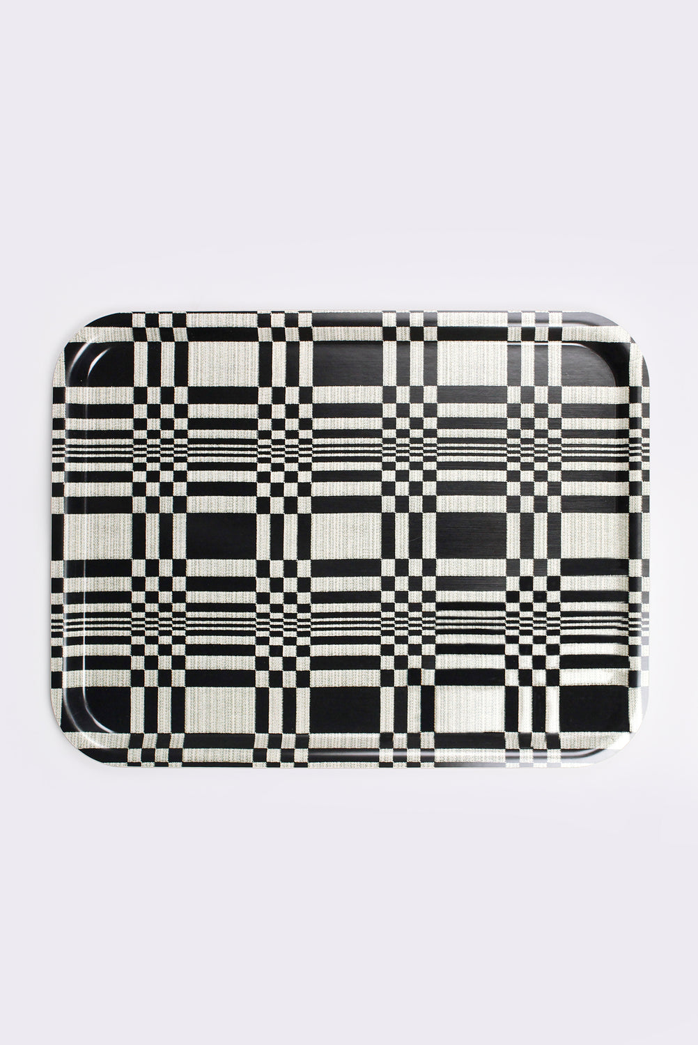 Large Doris Tray, Black