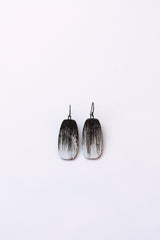 White Shift Earrings
