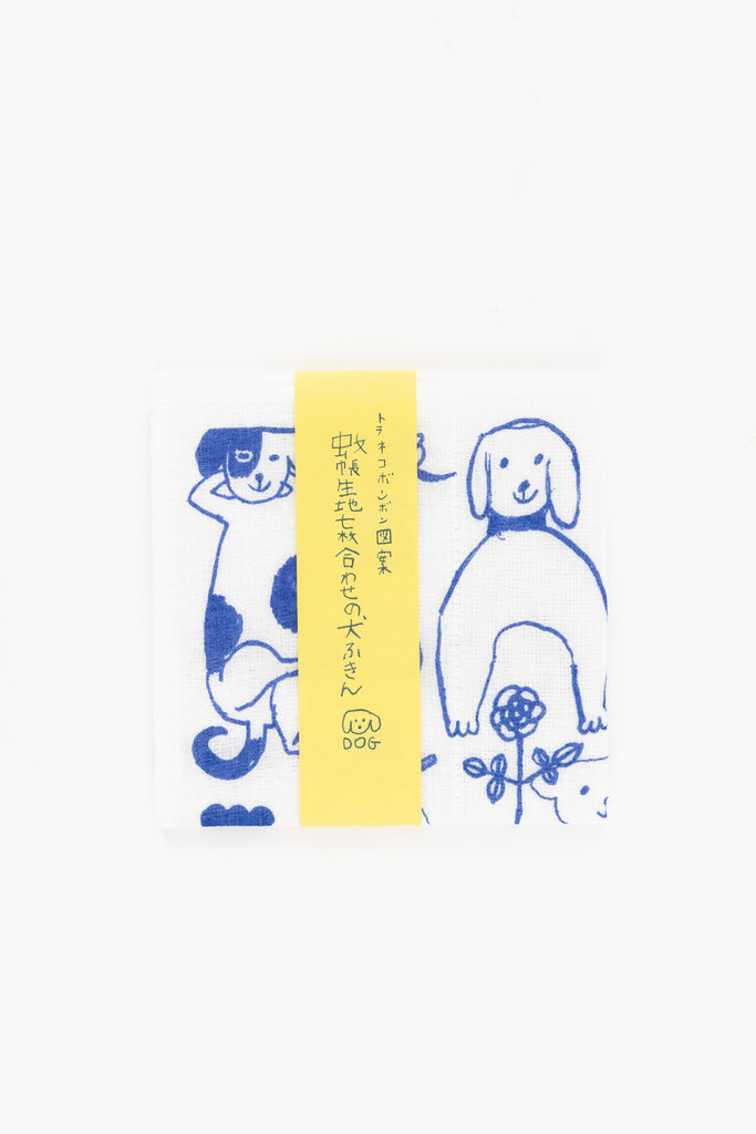 Toroneko BonBon Dog Dish Cloth