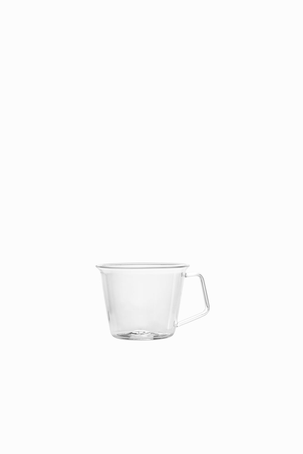 Cast Glass Espresso Cup