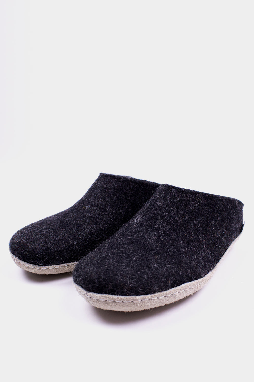 Charcoal Slippers