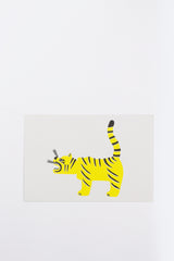 Post Card, Tiger