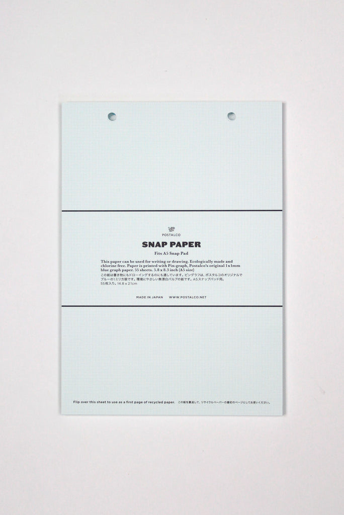 A5 Pingraph Paper Refill