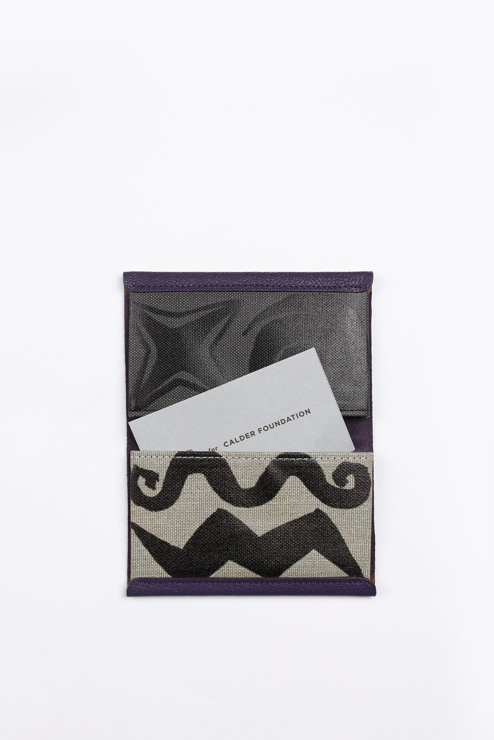 Postalco for Calder Foundation Card Holder