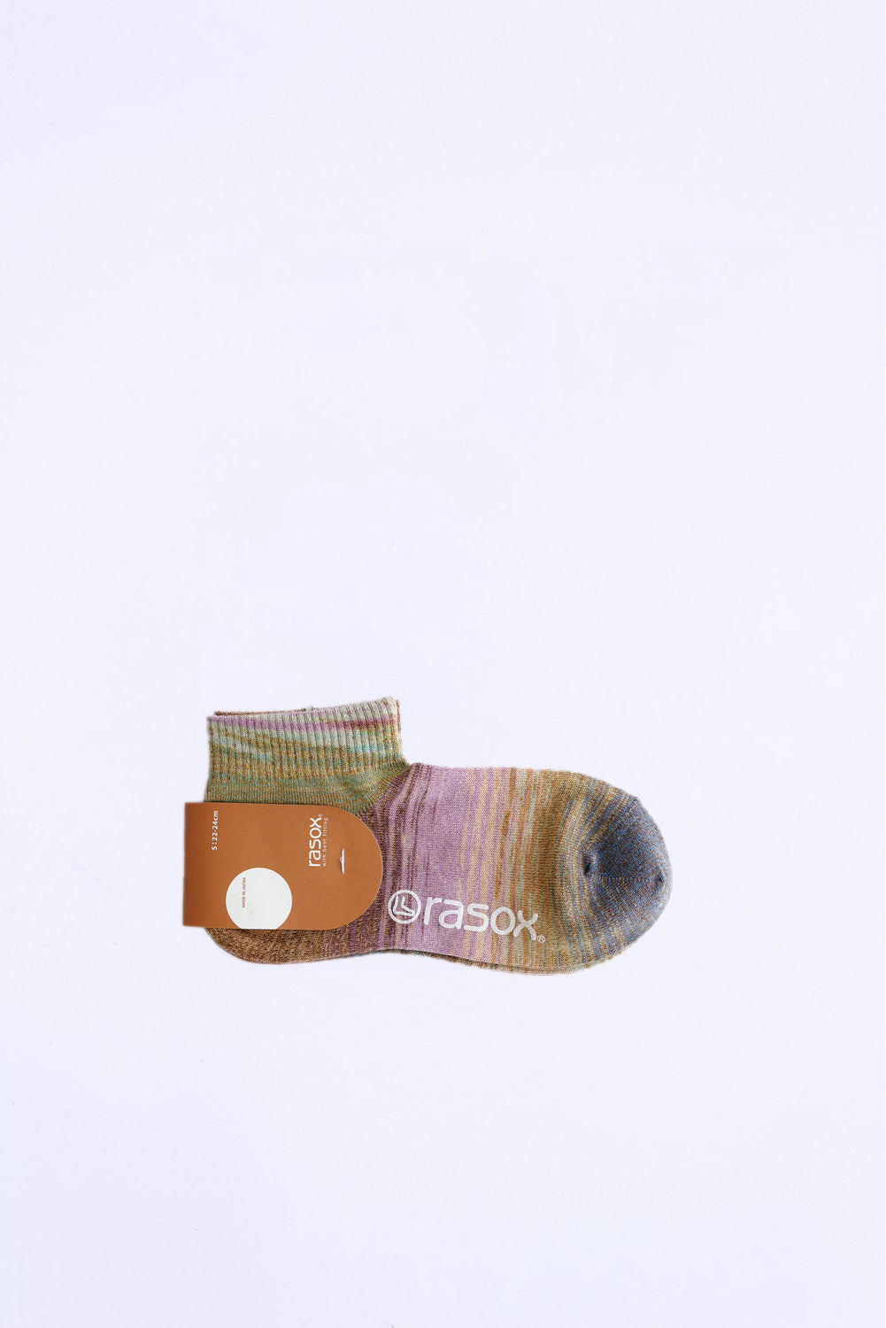 Ankle Socks Multi Orange