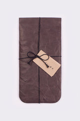 Pouch, Dark Brown