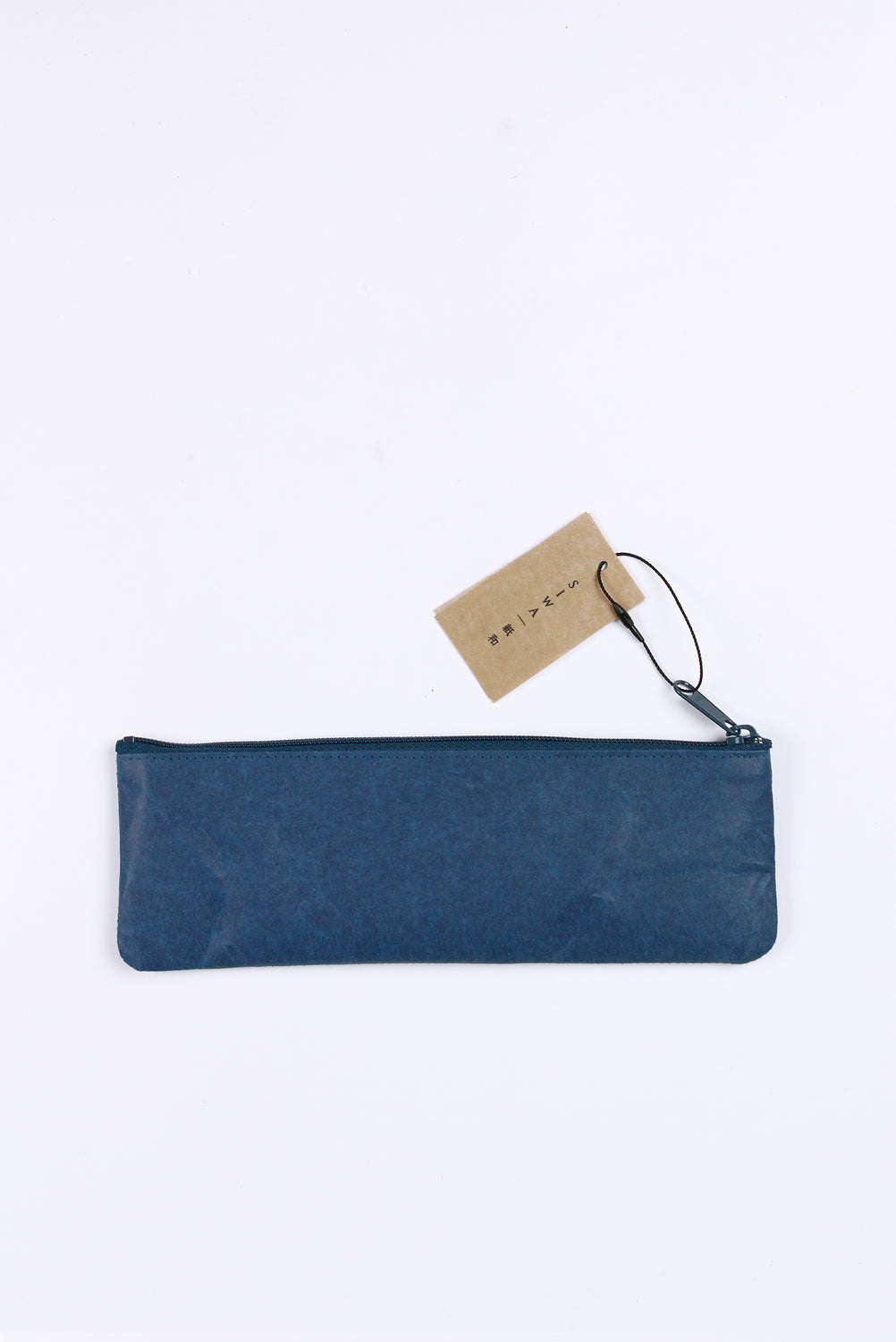 Medium Pen Case, Blue