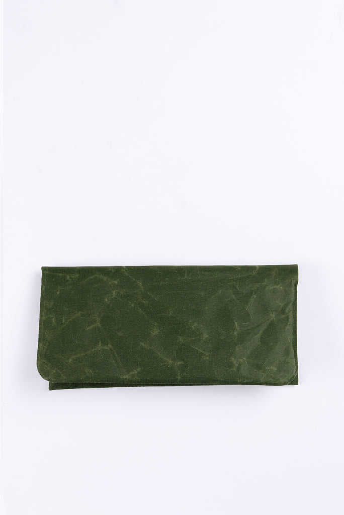 Long Wallet, Green