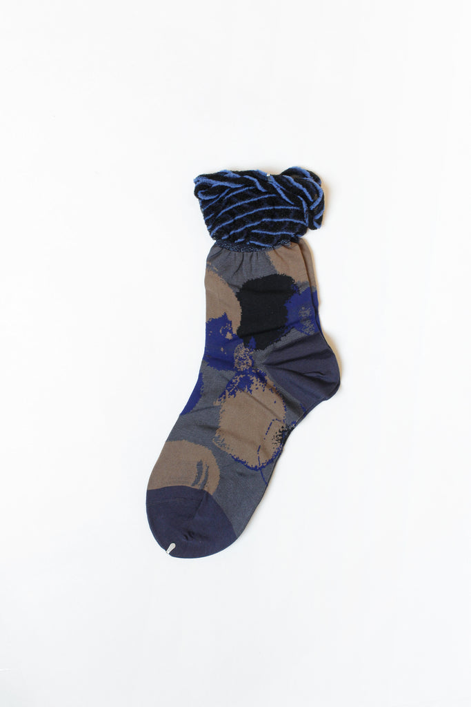 Water Ripple Socks
