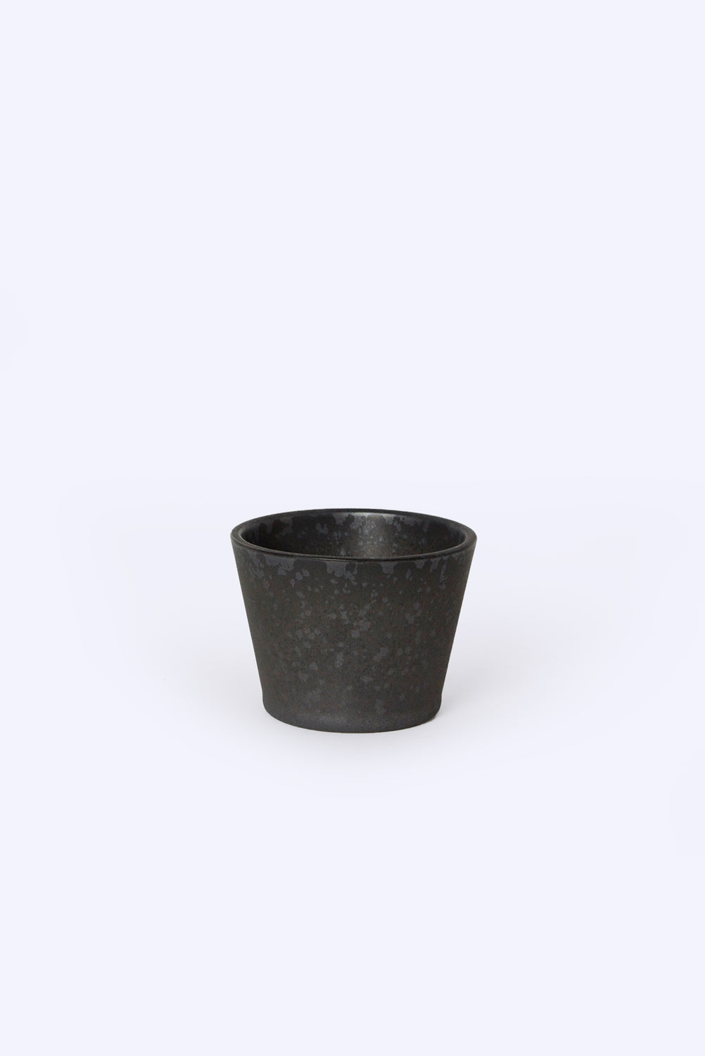 Black Glazed Bowl