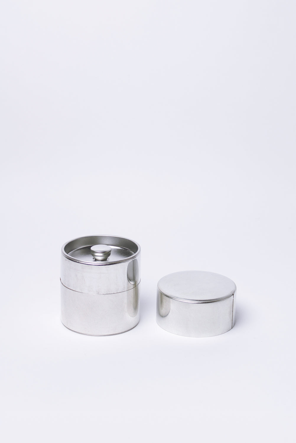 Tin Canister, Extra-Small
