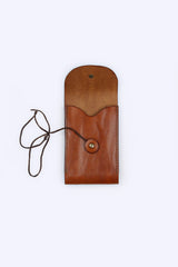 Leather String Case