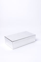Rectangular Tin Box, Large