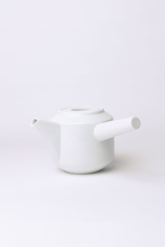 Kyusu Teapot 300ml (White)