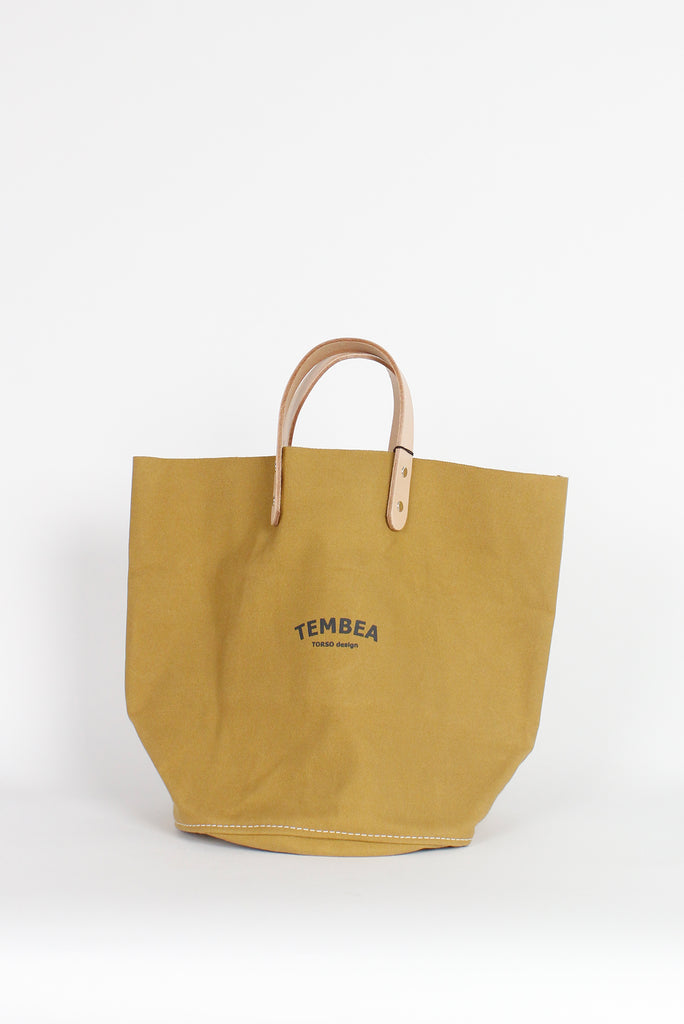 Delivery Tote, Ochre