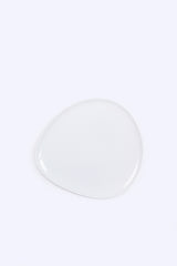 Vent Blanc Plate, Small