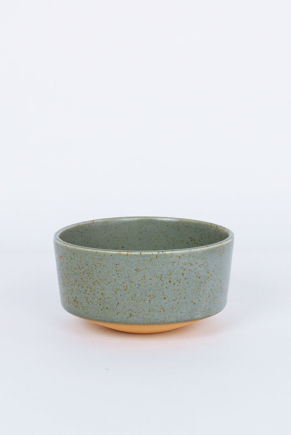 Small Bowl, Petrol and Sienna