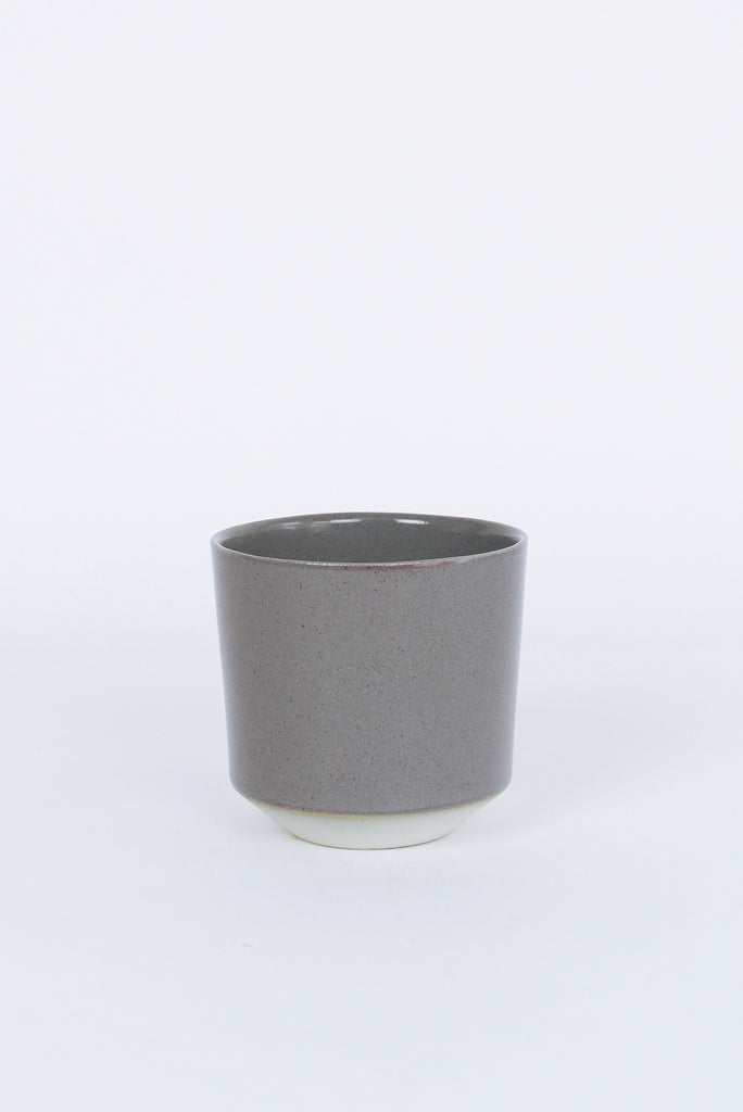 Cup, Purple and Light Grey