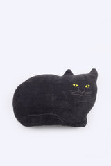 Black Cat Cushion, B