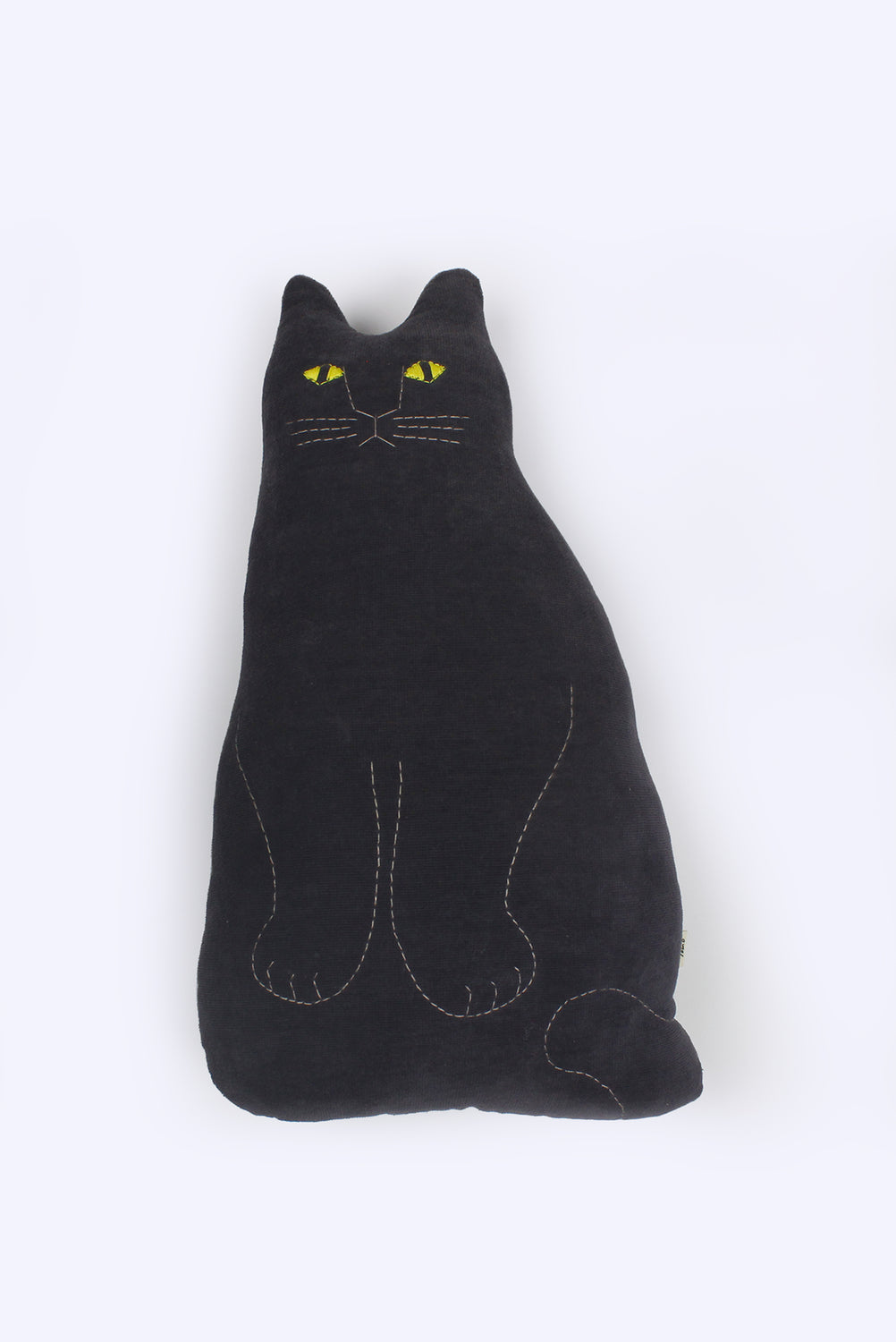 Black Cat Cushion, A